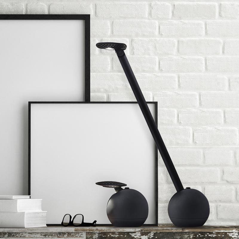 Retractable LED Desk Lamp