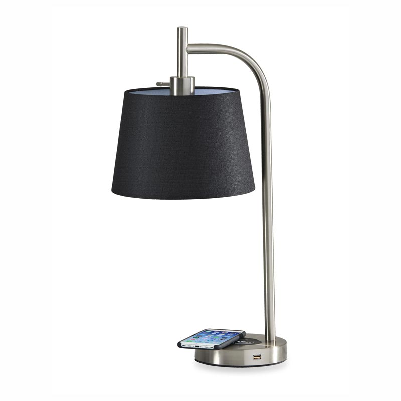 Drake Charge LED Table Lamp