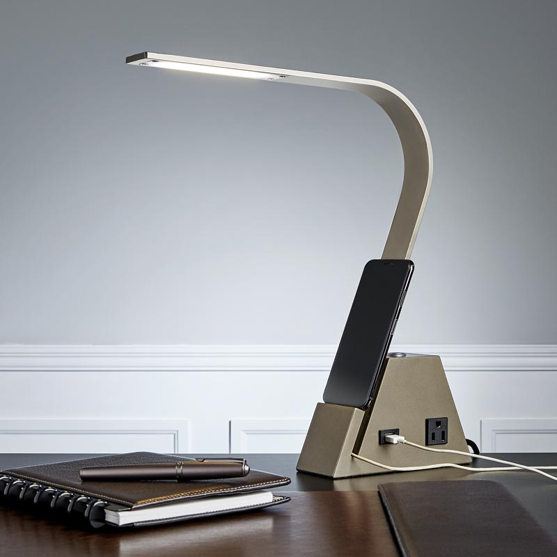 Slim Line USB Desk Lamp