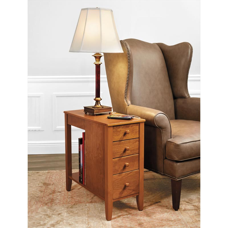 Library of Congress Table Lamp