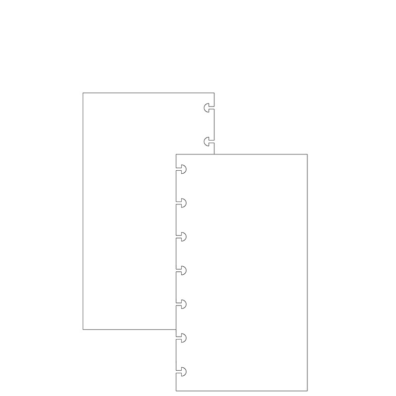 Special Request™ Blank (100 sheets), Circa Compact