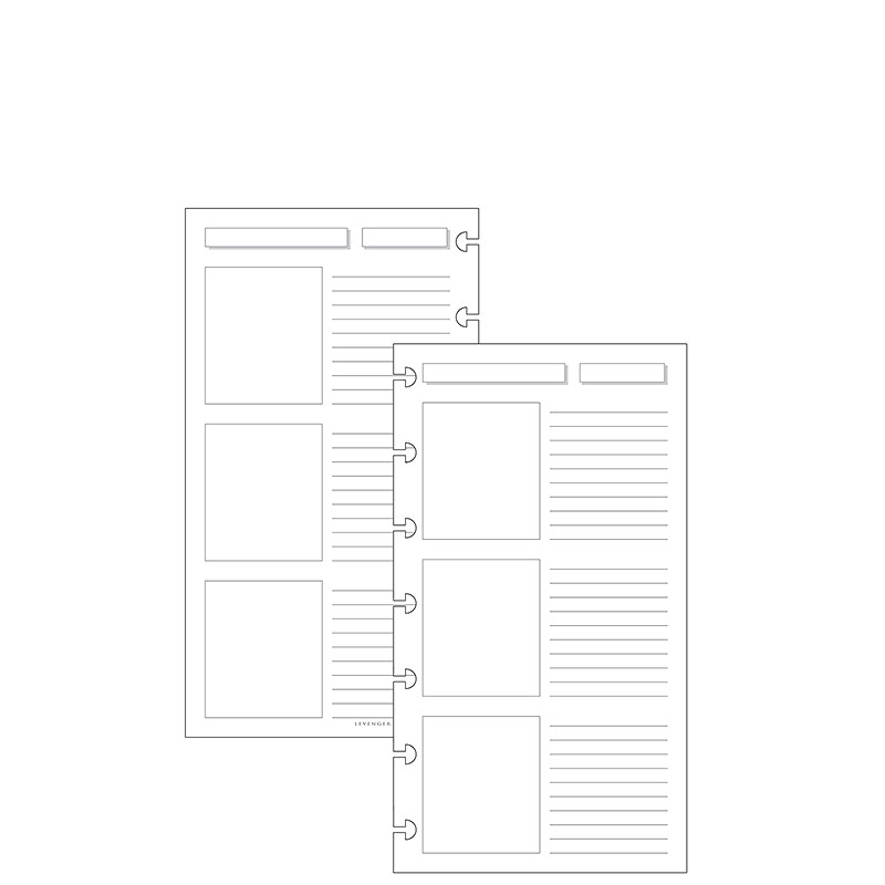 Special Request™ Storyboard (100 sheets), Circa Compact
