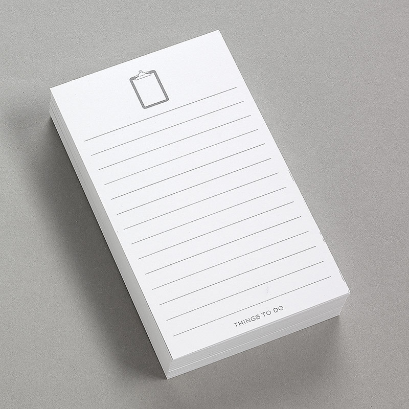 Special Request™ 3x5 Tasker Cards, Things To Do (set of 100)