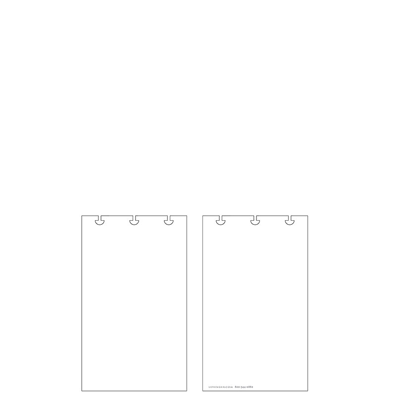 Special Request™ Blank (100 cards), Circa Jotlet
