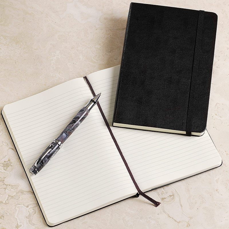 Moleskine® Notebook, Large, Ruled