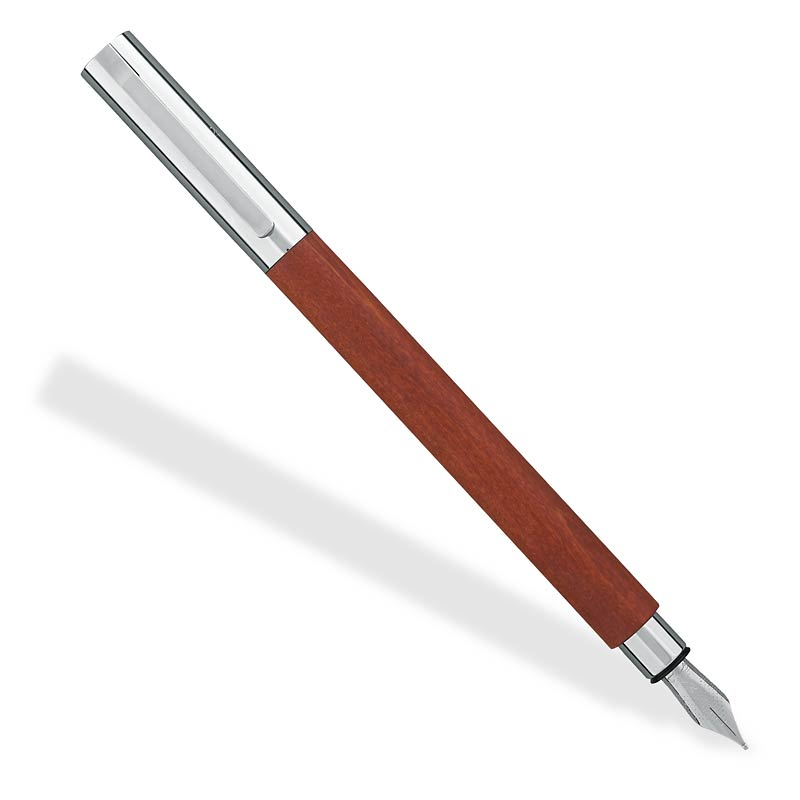 Ambition Fountain Pen Medium-Pearwood