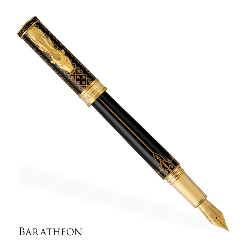 Montegrappa Game of Thrones Fountain Pen – Baratheon
