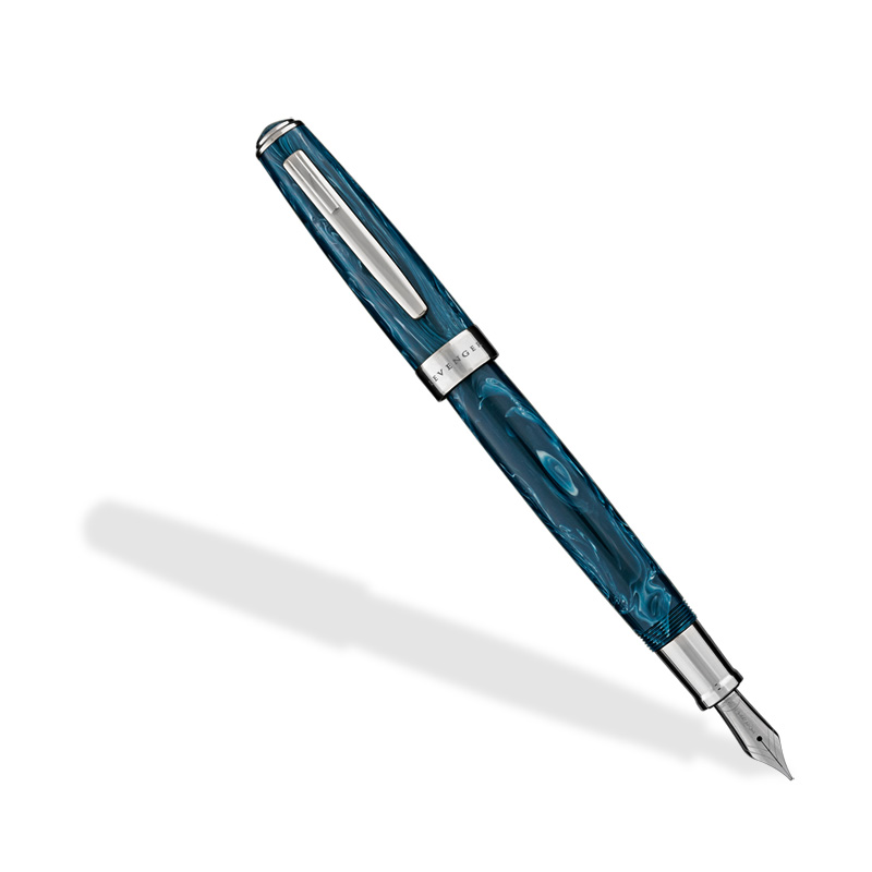 TW Select Fountain Pen, Mediterranean