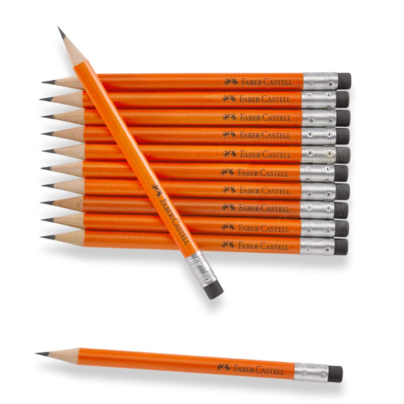 Faber-Castell Perfect Spare Pencils Set of 12