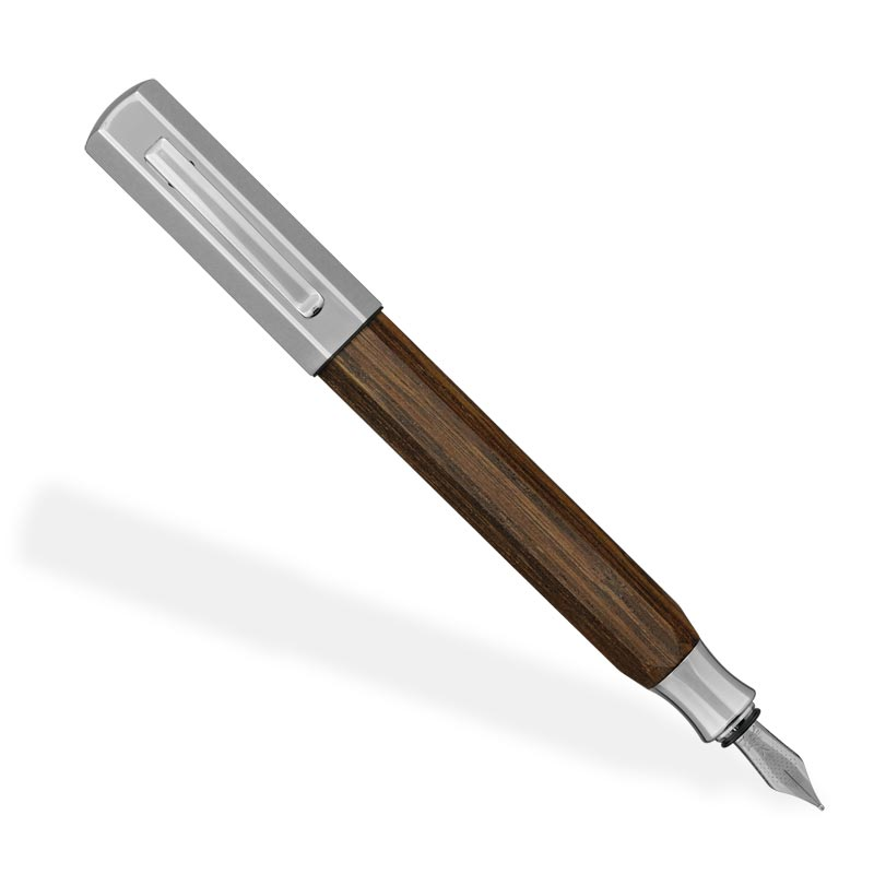 Faber-Castell Ondoro Wood Fountain Pen