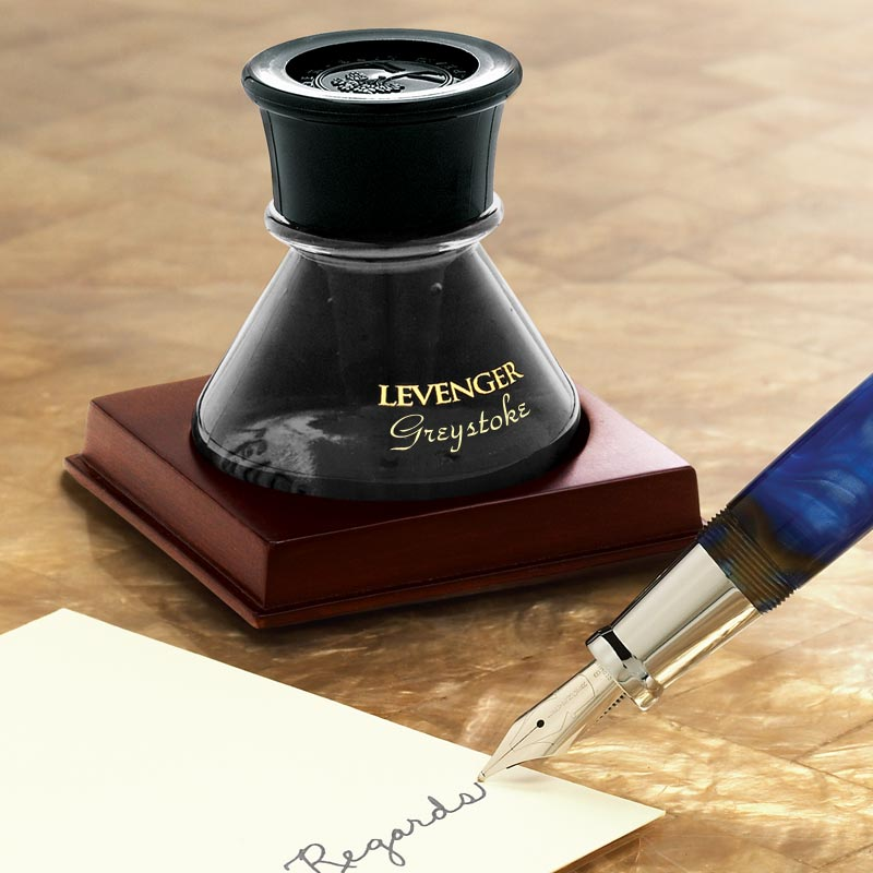 Levenger bottled ink bottled ink fountain pen ink for Ink sale