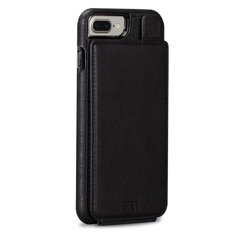 iPhone® 7 Plus Wallet Skin - Black