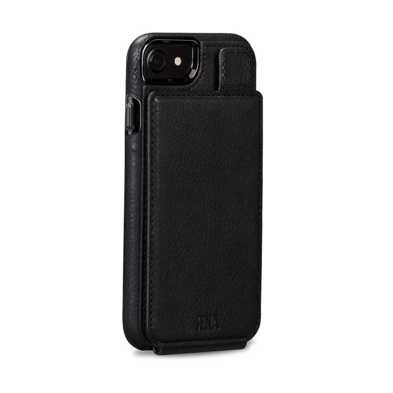 iPhone® 7 Wallet Skin - Black
