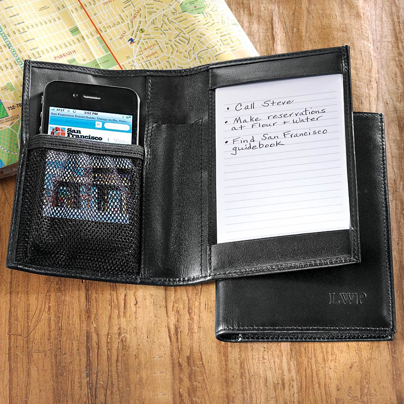 International Phone Pocket Briefcase