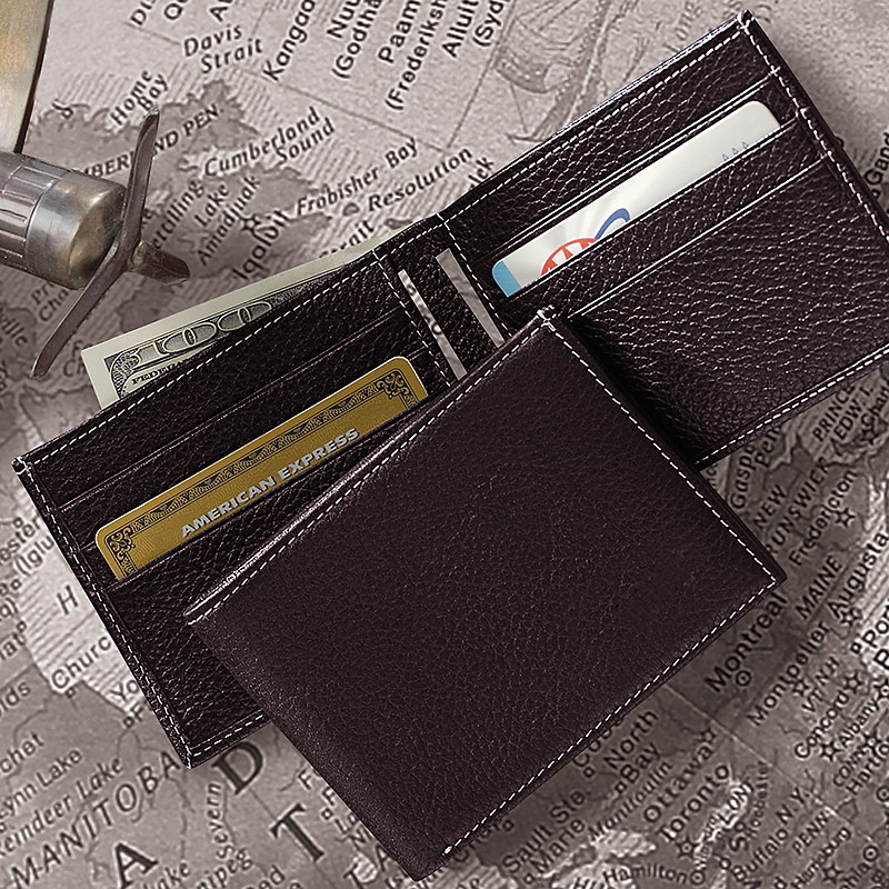 how to make a mens wallet